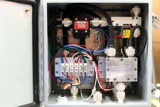 MAP65 EME Preamp System Housing