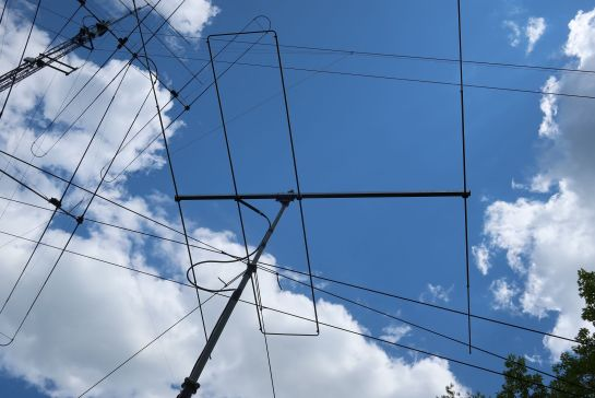 6m LFA Yagi for Field Day and Mountain Topping