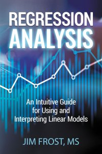 Cover for my ebook, Regression Analysis: An Intuitive Guide for Using and Interpreting Linear Models.
