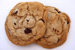 Photograph of cookies.