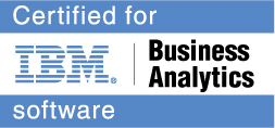 Certified for IBM Business Analytics Software