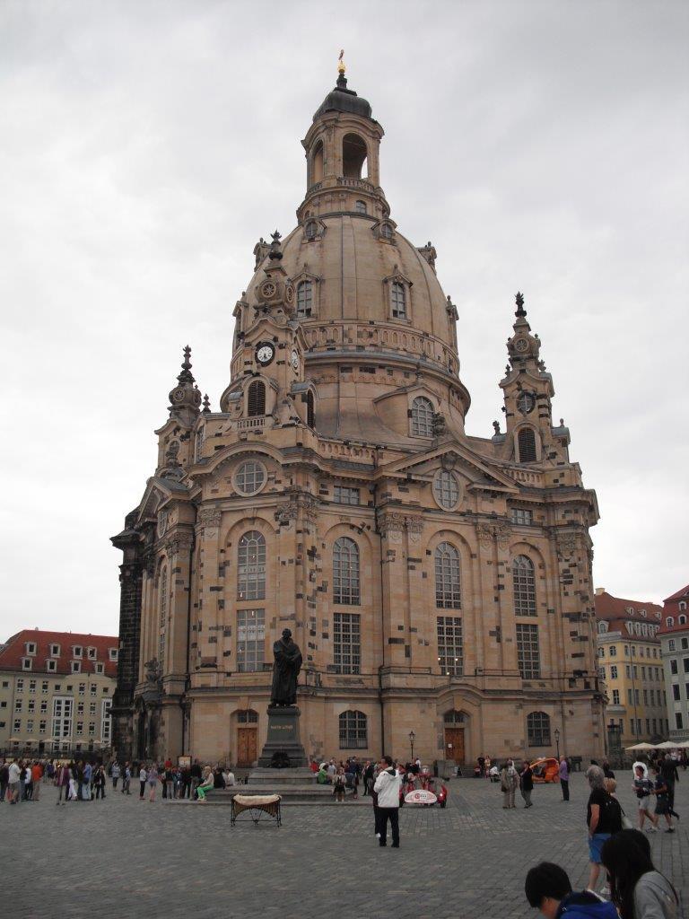 Frauenkirche: einige Daten und Fakten