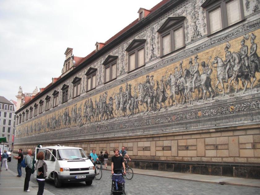 Dresden 2013: Einwohnerzahl steigt weiter, wenn auch etwas langsamer