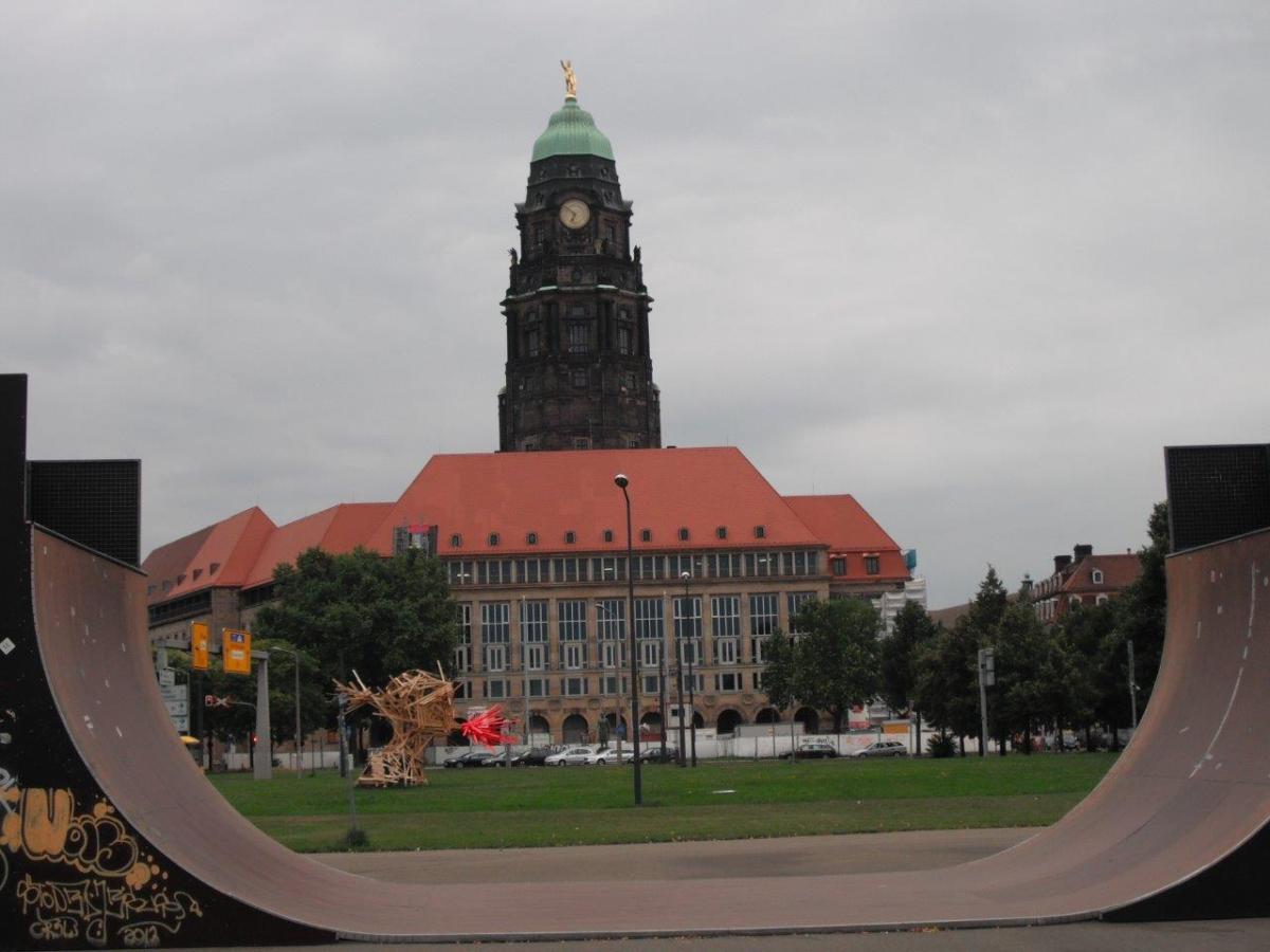 Luisenhof und Fernsehturm geschlossen – Zahlen zu alternativen Aussichtspunkten in und um Dresden