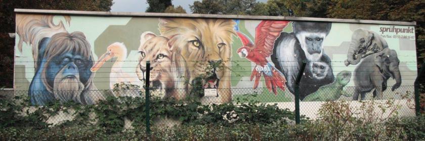 Der Dresdner Zoo in Zahlen