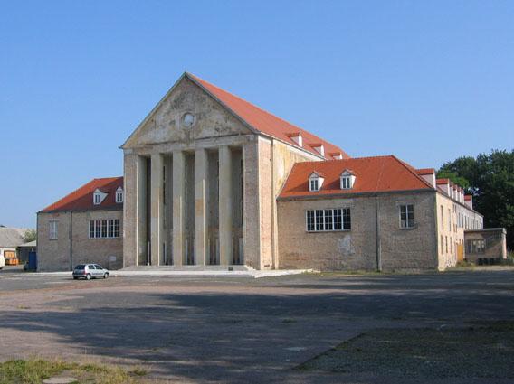 Das Festspielhaus Hellerau in Zahlen