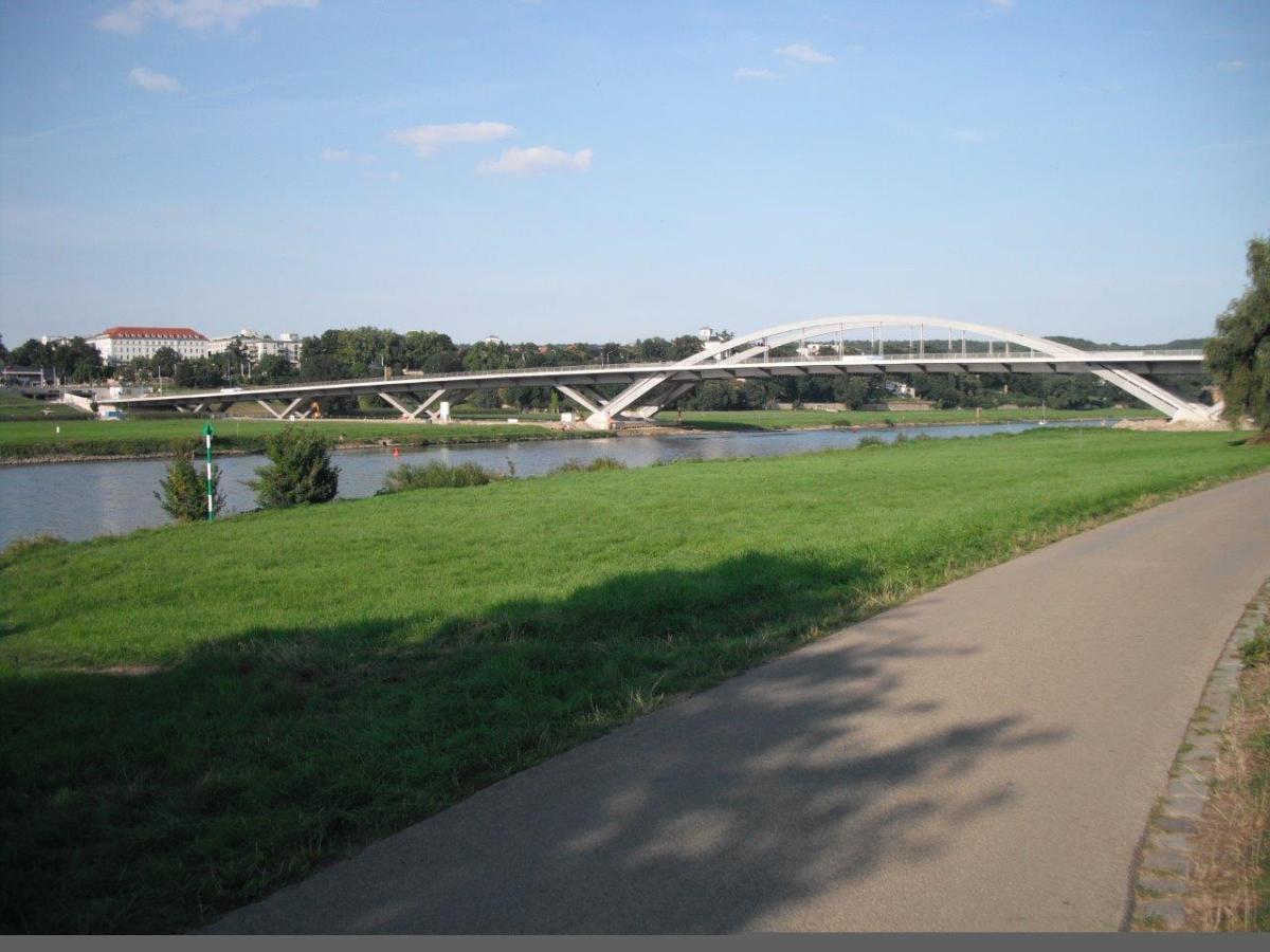 Waldschlösschenbrücke, Dresden