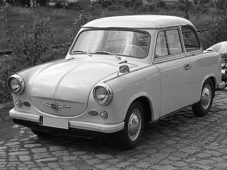 Trabant P50 (1957-1962)