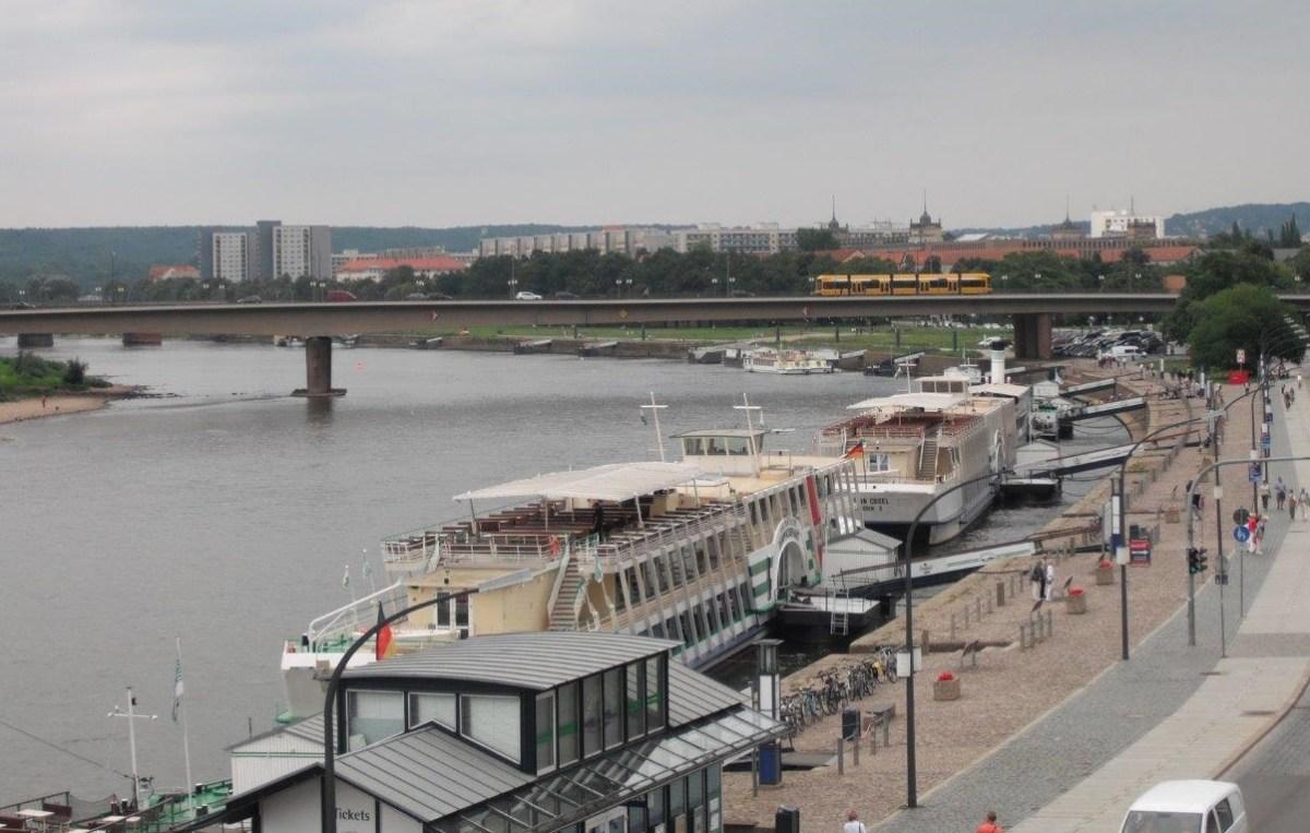 Übernachtungsgäste 2013: Dresden 7. in Deutschland