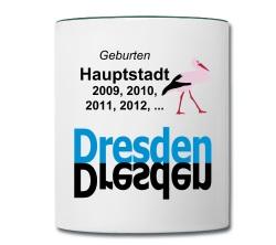 Geburtenhauptstadt Dresden