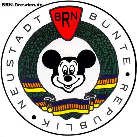 Bunte Republik Neustadt: eine kurze Geschichte