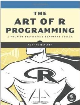 Buchbesprechung: The Art of #R Programming von Norman Matloff