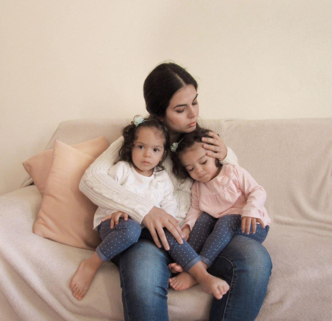 mamma blogger Carla and Sara