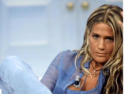 Heather Parisi va a Domenica Live
