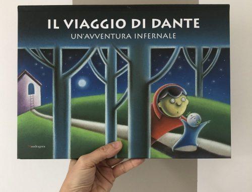 libro per bambini sulla divina commedia