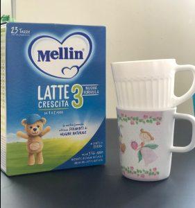 Latte - Mellin