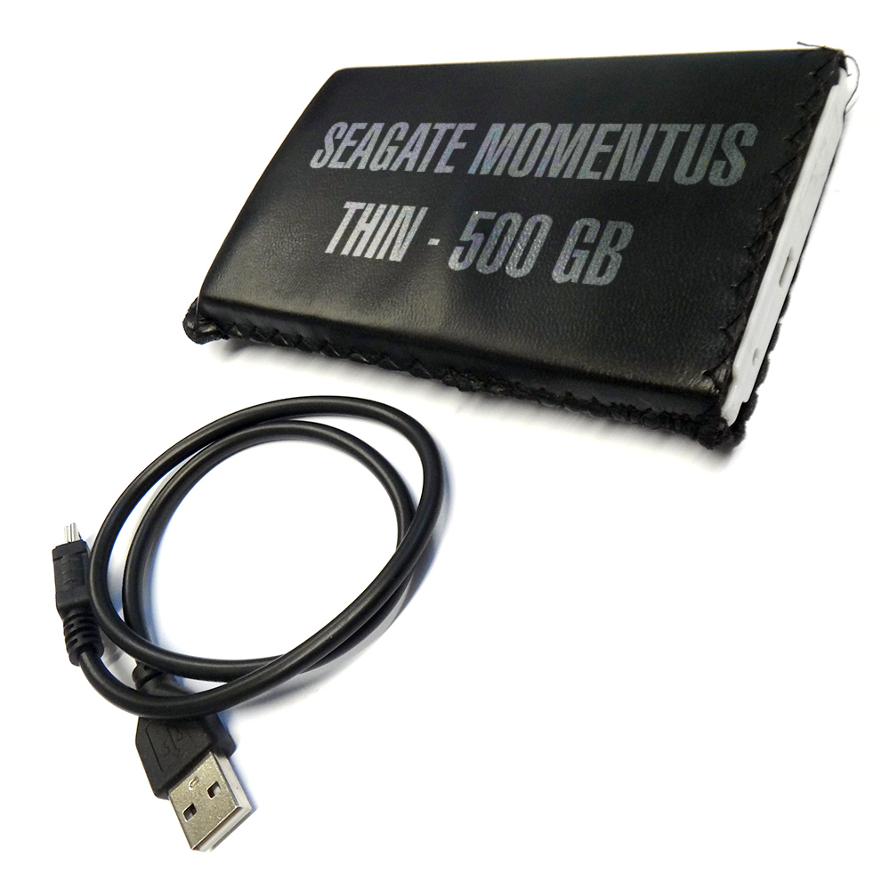 Seagate Momentus Thin 500 GB