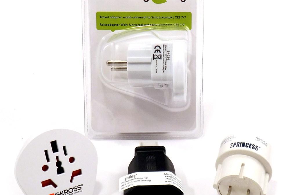 Steckdosen Adapter