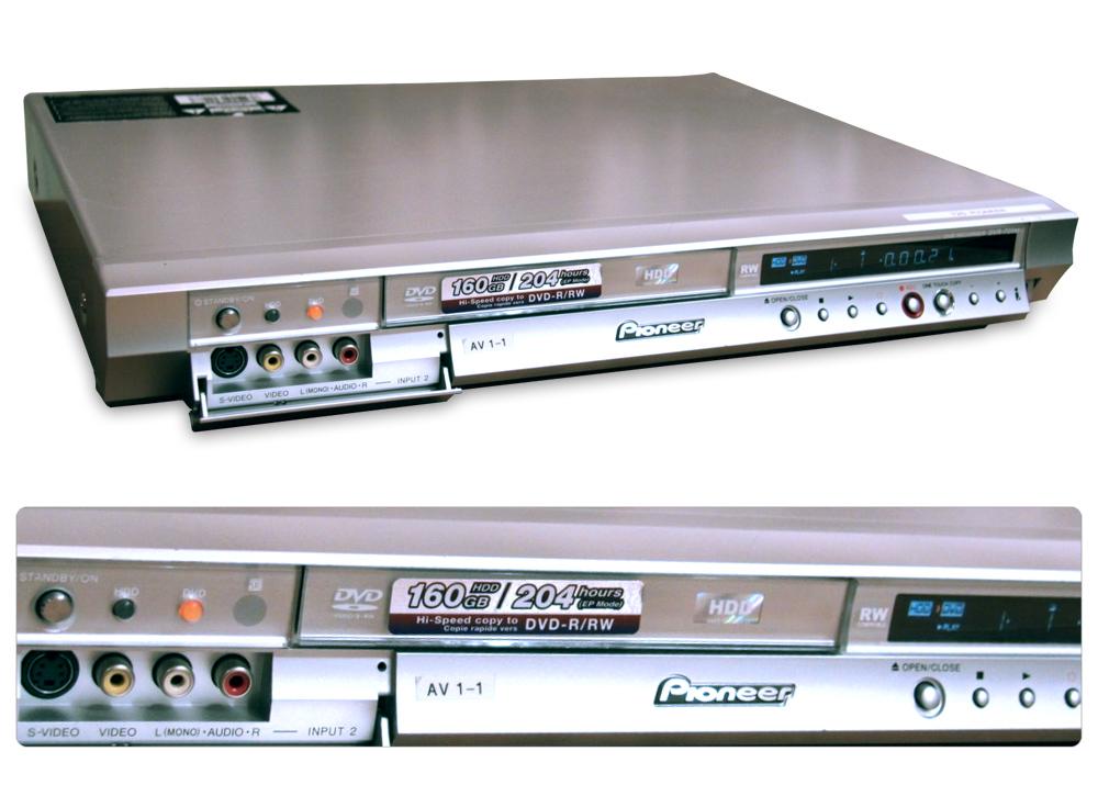 Pioneer DVR-720-H