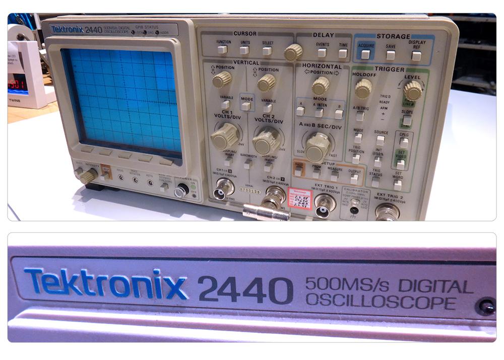 Tektronix 2440
