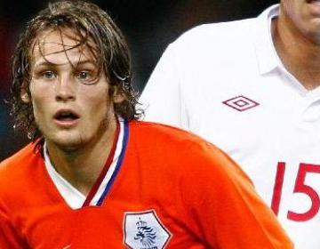 daley blind oranjeshirt