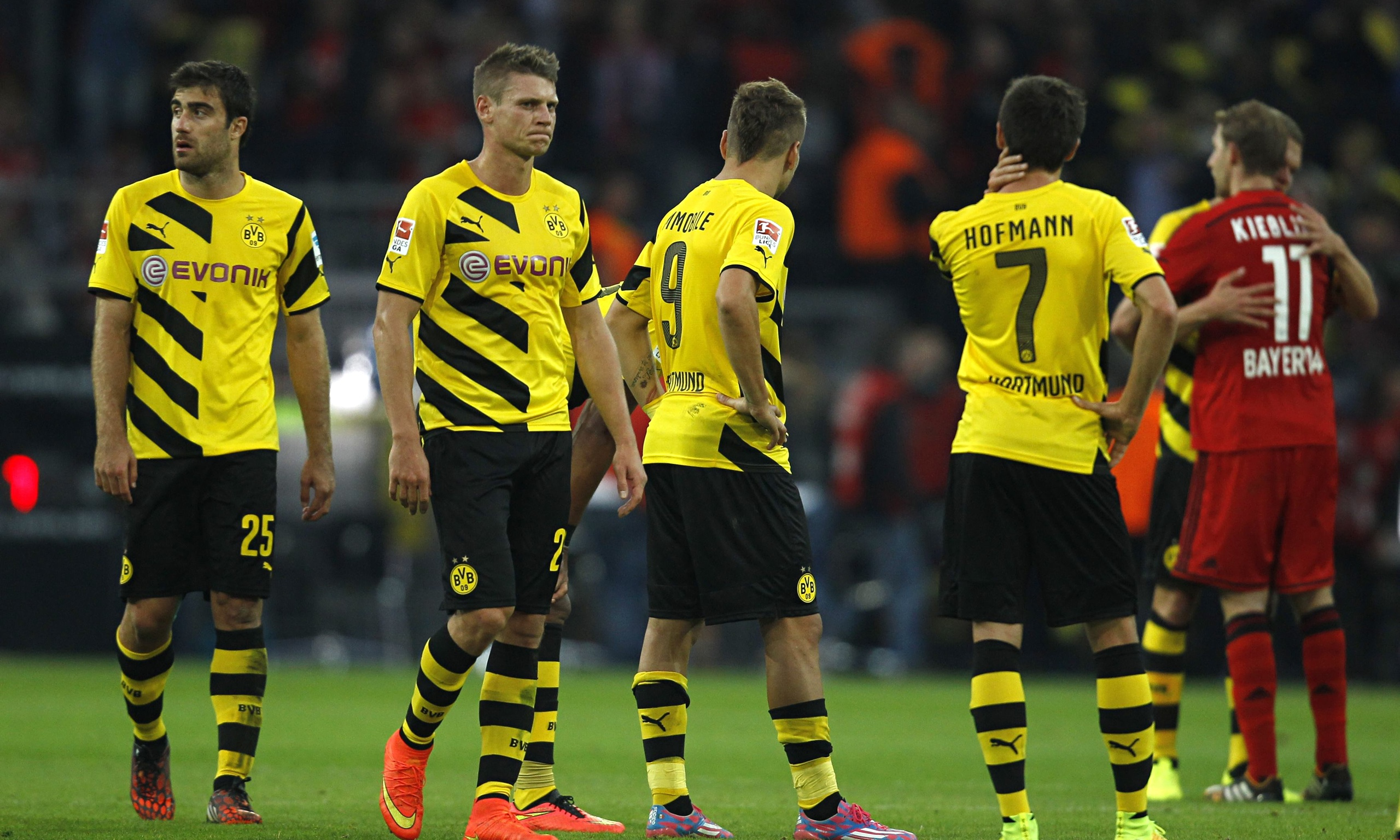 Borussia Dortmund What s Gone Wrong StatsBomb