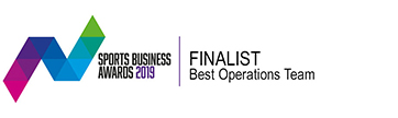 Sports Business Awards 2019 Best Operations