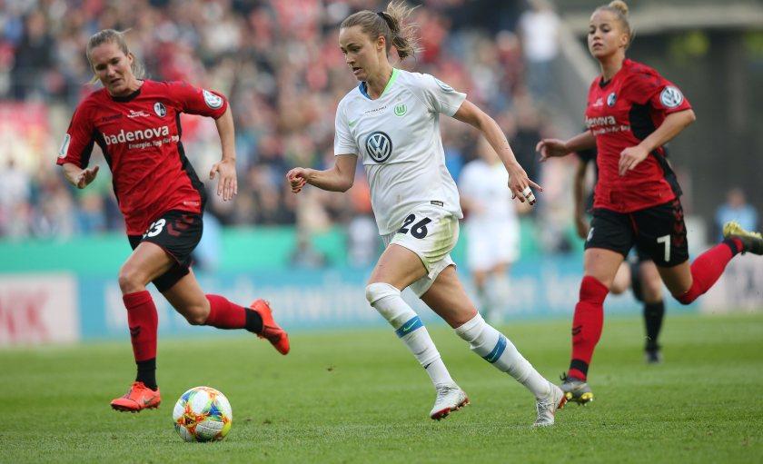 Wolfsburg and Norway creative attacker Caroline Graham Hansen