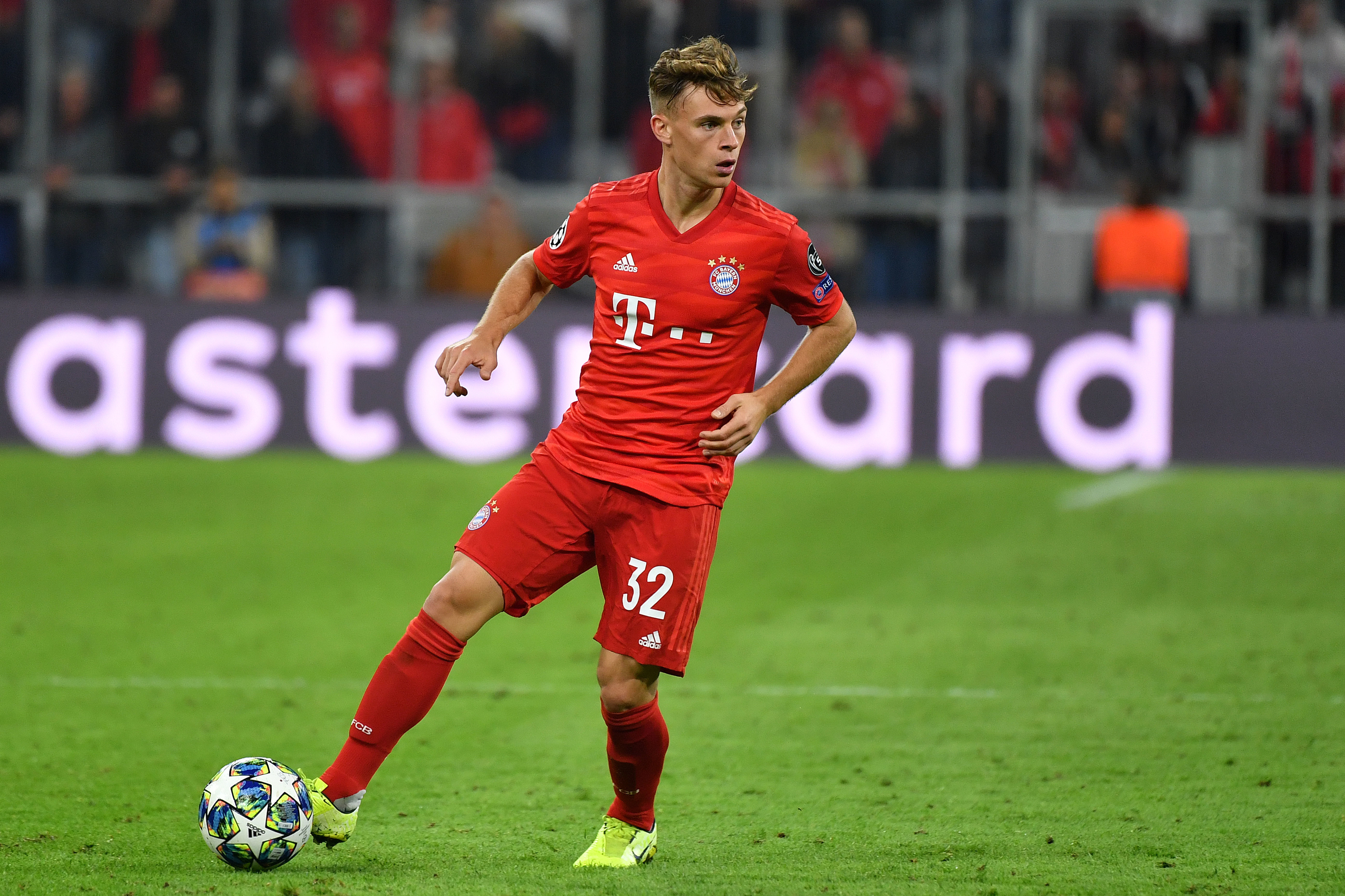 Joshua Kimmich is the key to Bayern's revitalized midfield
