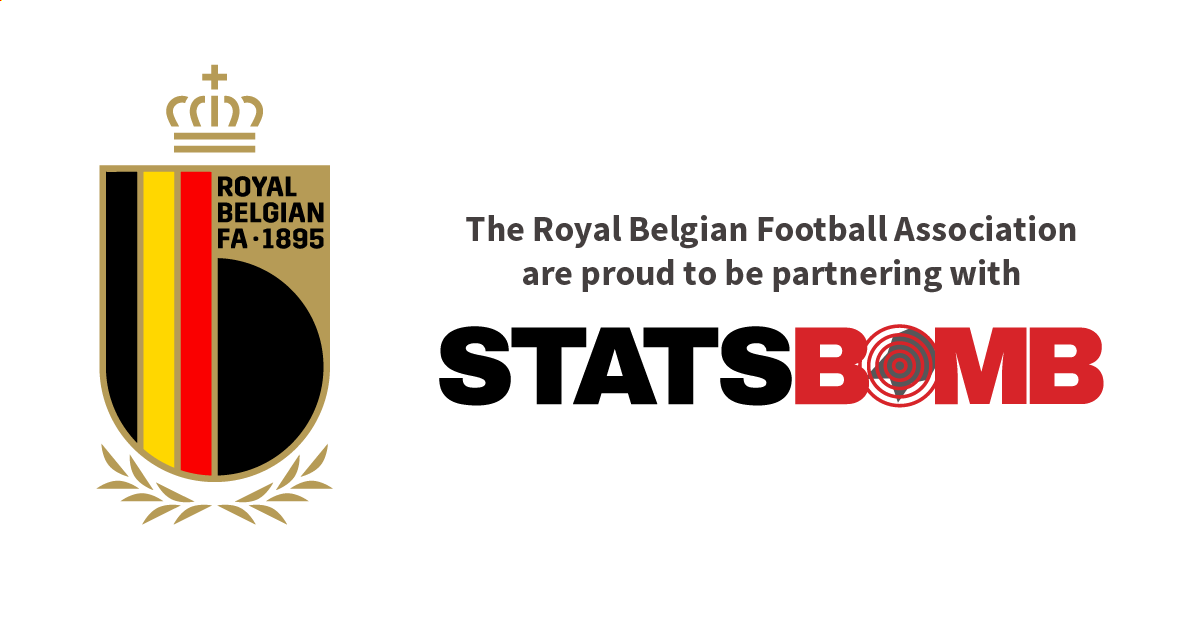 StatsBomb announce partnership with Belgian FA