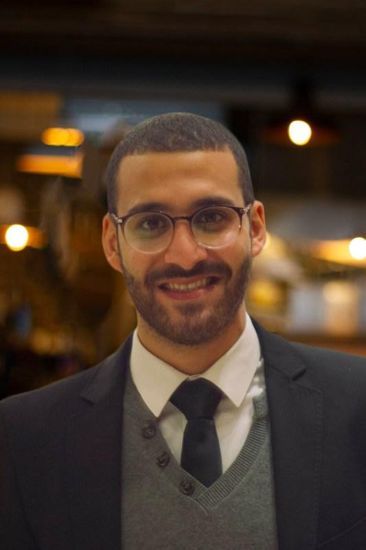 Mohamed Bahey Eldin