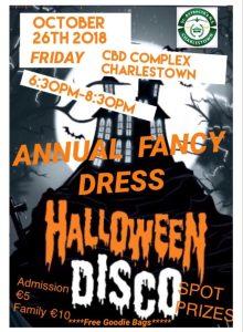 Halloween Fancy Dress Disco