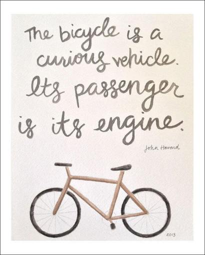 Bicycle Quotes For Cycling