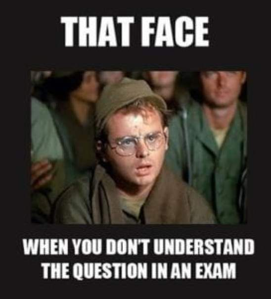 Exam Tension Profile pics