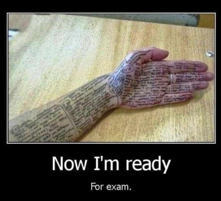 Funny Exam Images