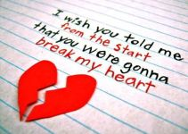 Heart Broken Fb Quotes For GF bF