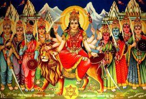 Durga Maa Whatsapp Images Dp