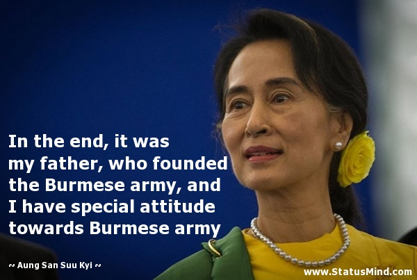 Image result for aung san suu kyi quotes