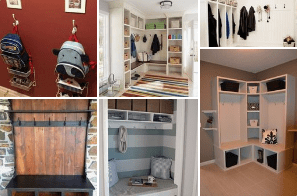 Organizing Entry Rooms