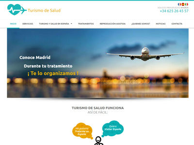 Turismo de Salud