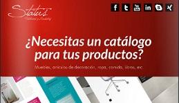 Si necesitas mostrar tus productos a tus clientes, la mejor opción es enseñarlos a través de un catálogo que además podrás insertar en tu web.