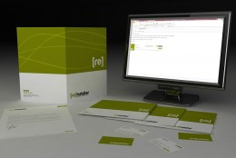 Resultado de la imagen corporativa de la empresa mediante renders.
