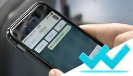 ¿Se puede desactivar el doble check azul de WhatsApp?