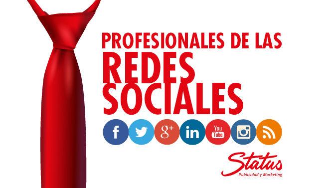 Profesionales de las redes sociales