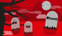 Tuenti dice adiós a su red social