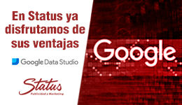 Cómo funciona Google Studio Data