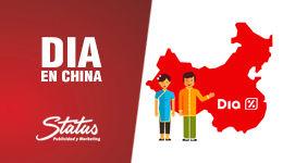 Supermercados Dia en China