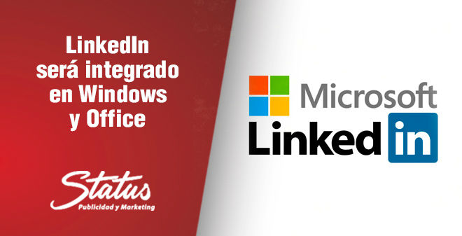 Linkedin se encontrará en Microsoft y Office
