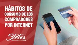 Hábitos de los compradores por Internet