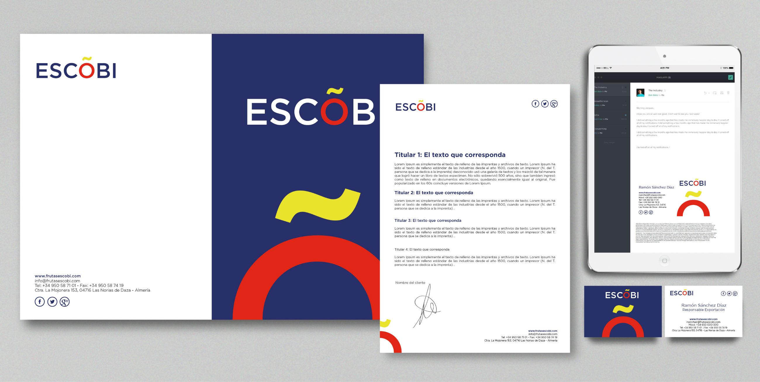 Frutas Escobi